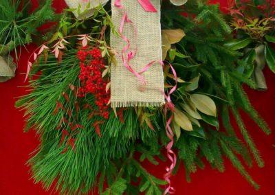 allestimento stabilimento Tozzi Natale